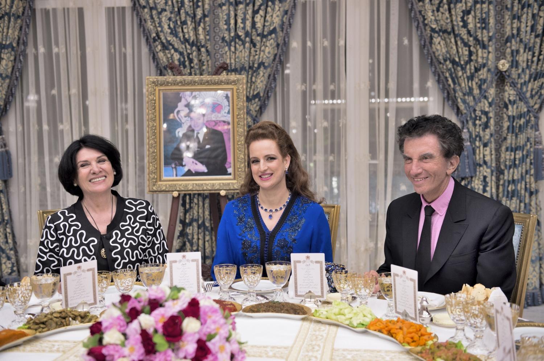 SAR la Princesse Lalla Salma préside un dîner offert par SM le Roi