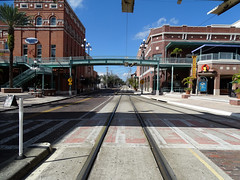 Tampa Bay Historical YBOR City & Tampa Bay (Hillsborough Area Regional Transit Authority) HART TECO Line Trolley Line