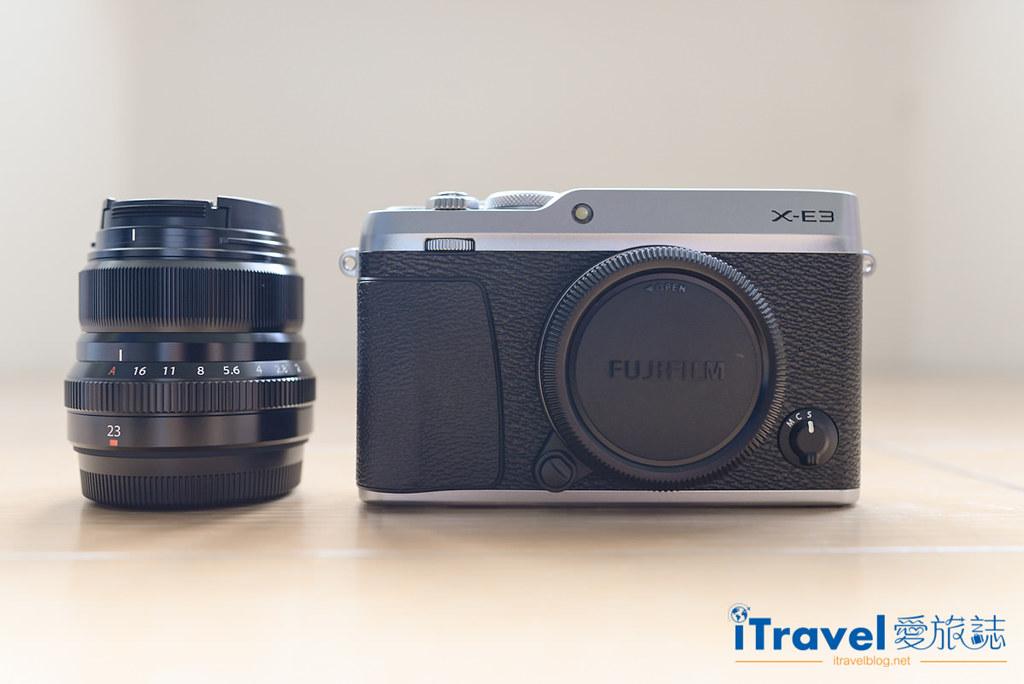 相机开箱 Fujifilm X-E3 (1)
