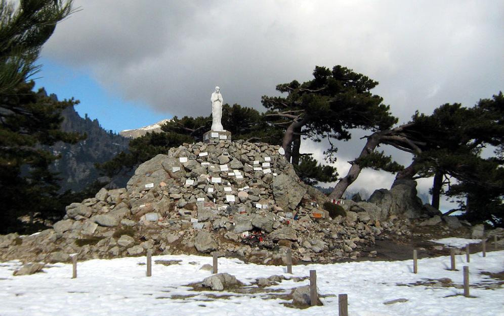 Bavella Notre Dame des Neiges