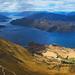 """There's magic everywhere"" - Roys Peak- Wanaka - New Zeland by TLMELO"