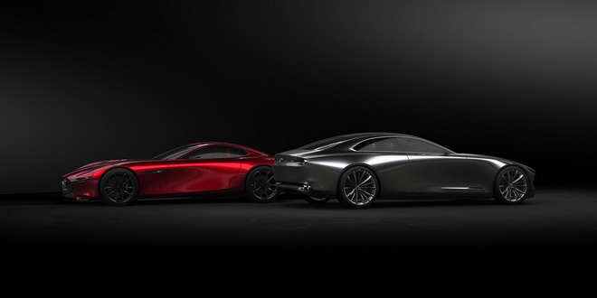 MAZDA VISION COUPE概念車獲得「第33屆法國國際汽車節-年度最美概念車(Most Beautiful Concept Car of the Year )」殊榮