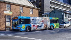 Montgomery County Transit Ride On 2016 Gillig Low Floor Advantage Diesel # 44024D