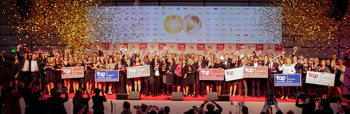 Top Employers Germany, Austria & Switzerland Certification Dinner 2018