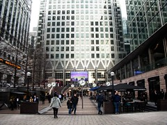 One Day at Canary Wharf - 0009