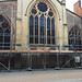 Start of work Worcester City England Belmont Street 12 February 2018 2