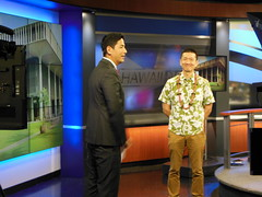 Hawaii News Now Sunrise Morning Show Announcement
