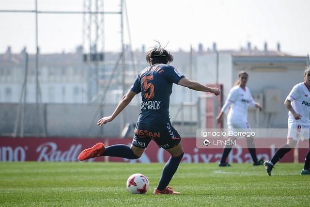 Sevilla FC - Zaragoza CFF