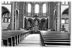 Herz Jesu Kirche Koblenz bw
