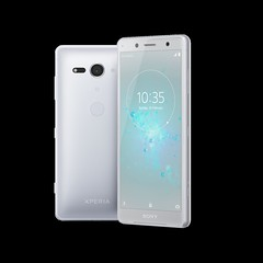 01_Xperia_XZ2 Compact_White Silver_Group