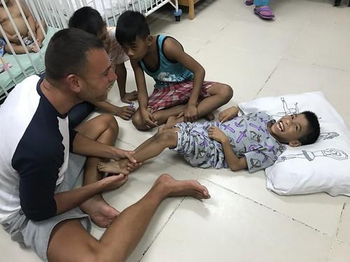 Bobby Qureshi UCO Clinic Manila