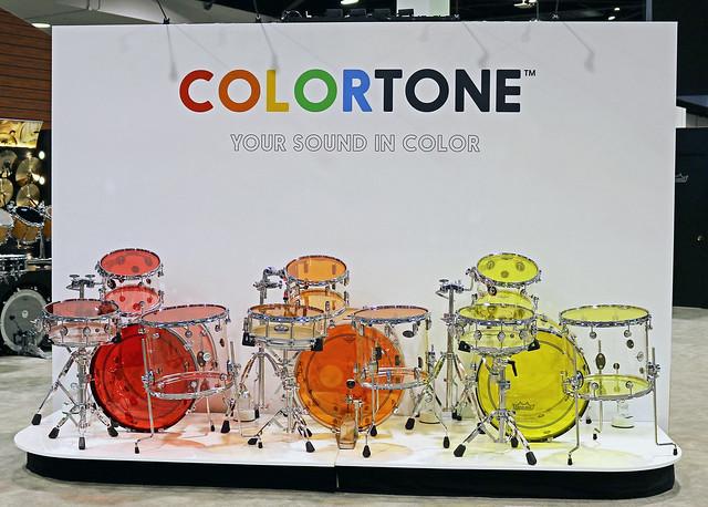 Drums - Remo Colortone (1)