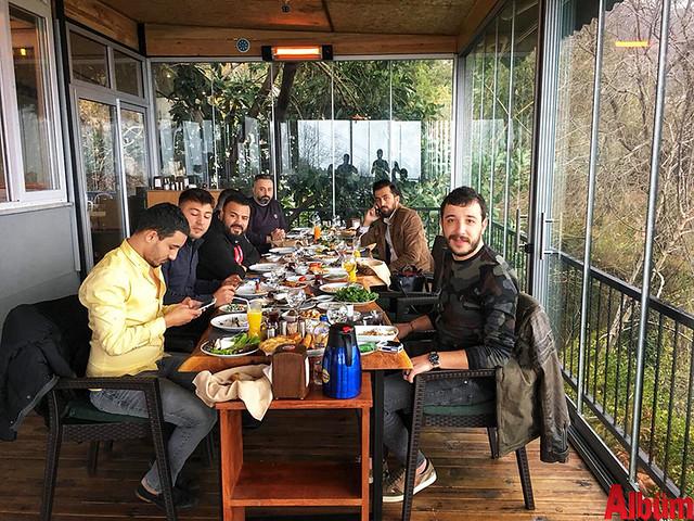 Kurşunlu Seyir Restoran Ahmet Parlak