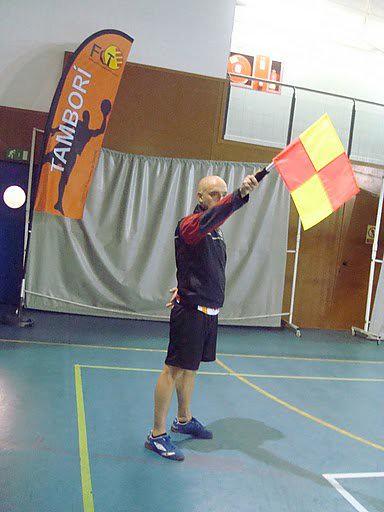 Lliga Catalana de tamborí indoor 2010