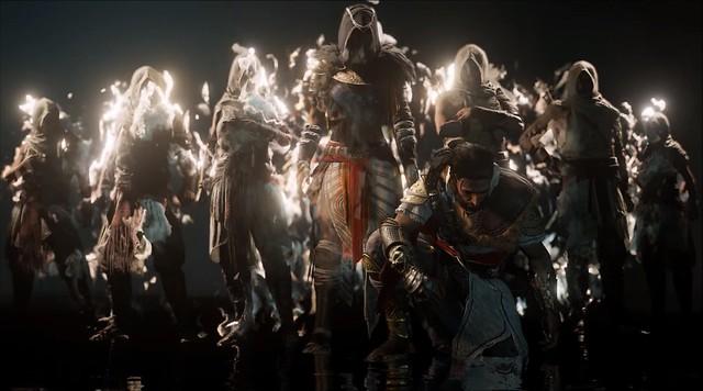 Assassin's Creed Origins - Οι κρυμμένοι - Η σειρά των αθώων