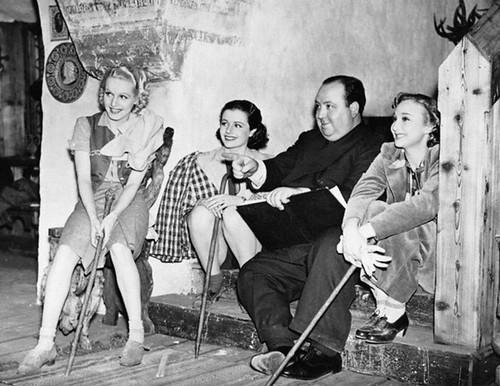 The Lady Vanishes - 1938 - backstage