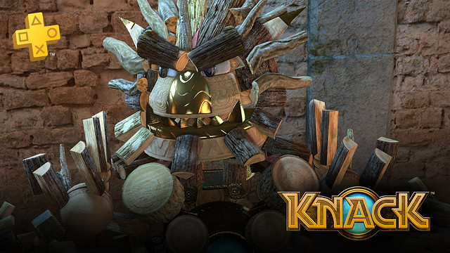 PlayStation Plus February 2018: Knack