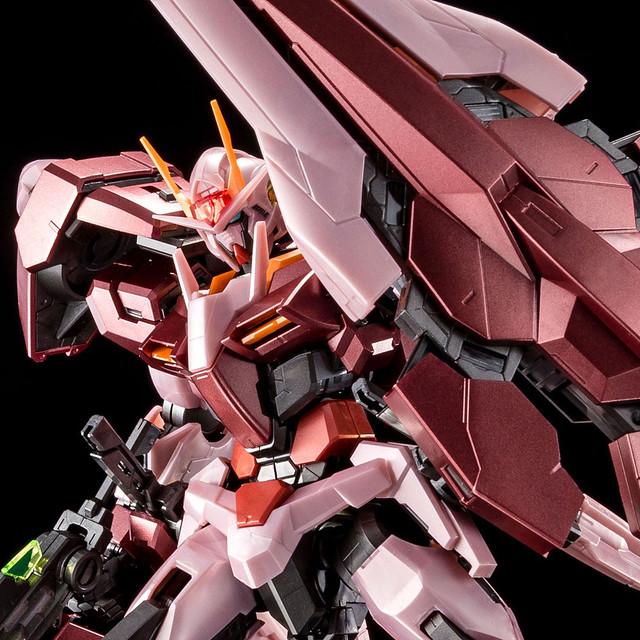 MG 1/100《機動戰士鋼彈00V》七劍型00鋼彈/G Trans-AM模式[特殊鍍膜版]【PB限定】