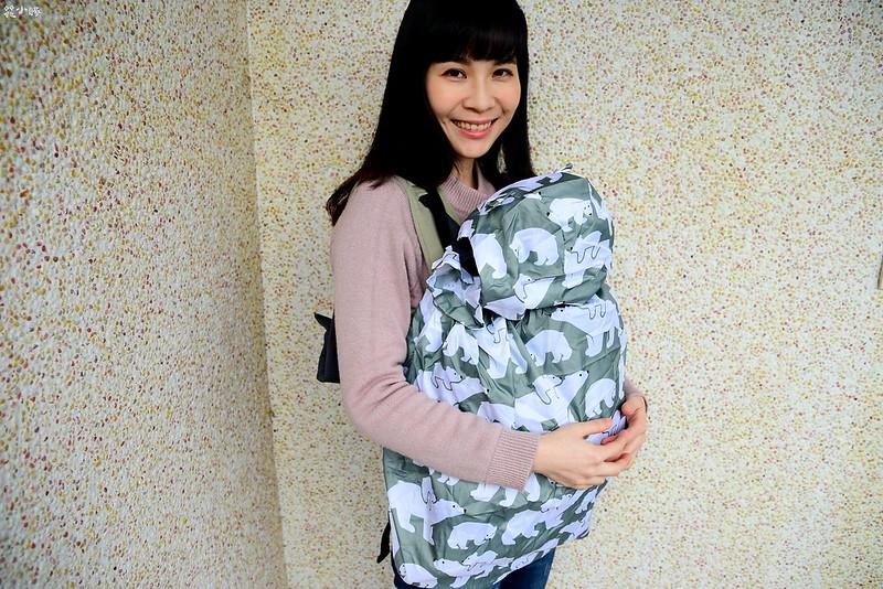 英國Caboo DXgo探索揹巾推薦嬰兒揹巾 (58)