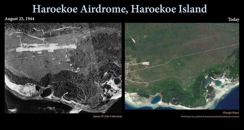 Haroekoe Then and Now