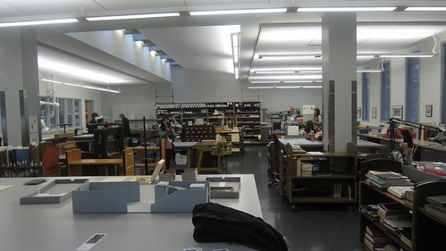 Conservation Lab- UW-Seattle