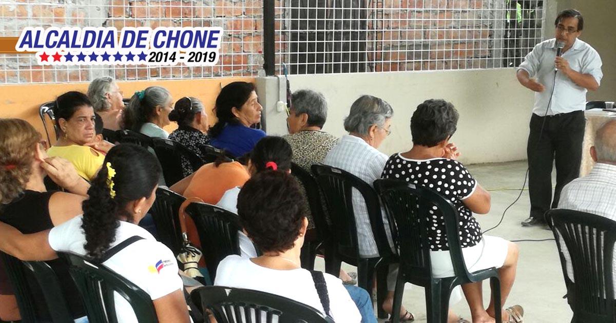 La Alcaldía capacitó a grupo prioritario de Pavón