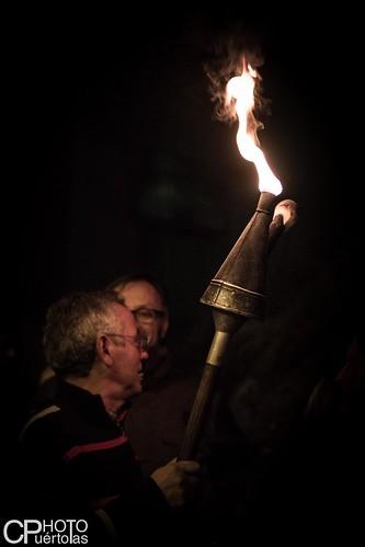 Fiesta de San Sebastian-Hoguera Monumental