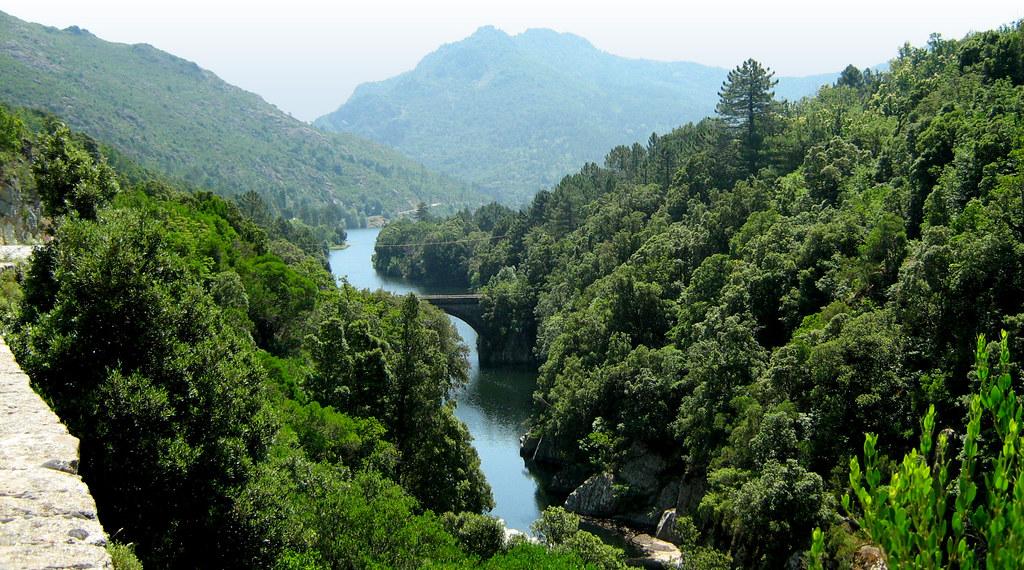 Barrage de Sampolo