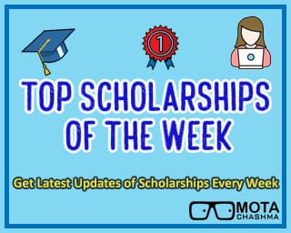 top scholarships of the week