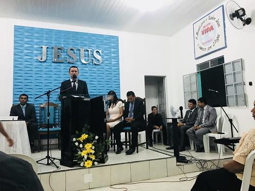 JACAREPAGUÁ  Culto de Missões + Despedida do Pastor