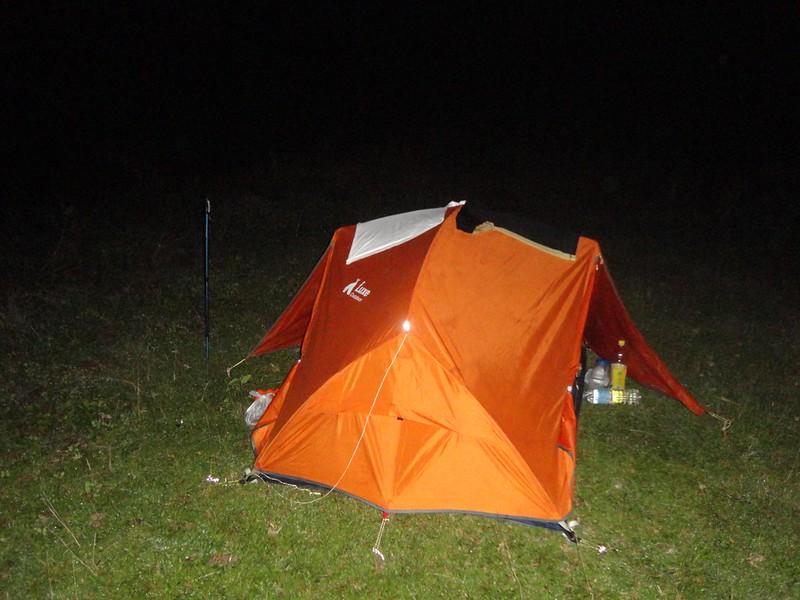 Luxe Habitat tent