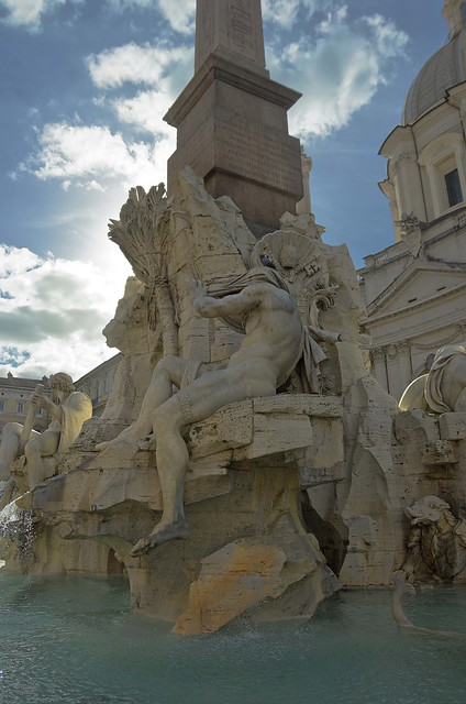 Fontana dei Quattro Fiumi (Rome)