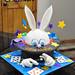 Magicians cake-daisy
