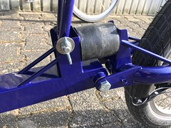 PythonIK - rear damper