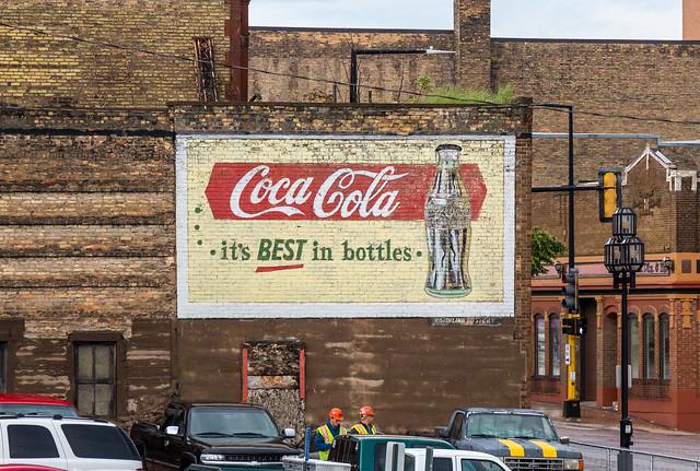 Duluth Coke Ad