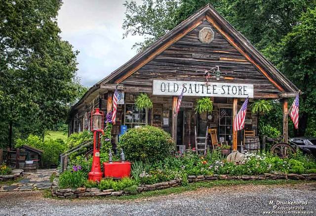 The Old Sautee Store, Sautee Nacoochee, Georgia