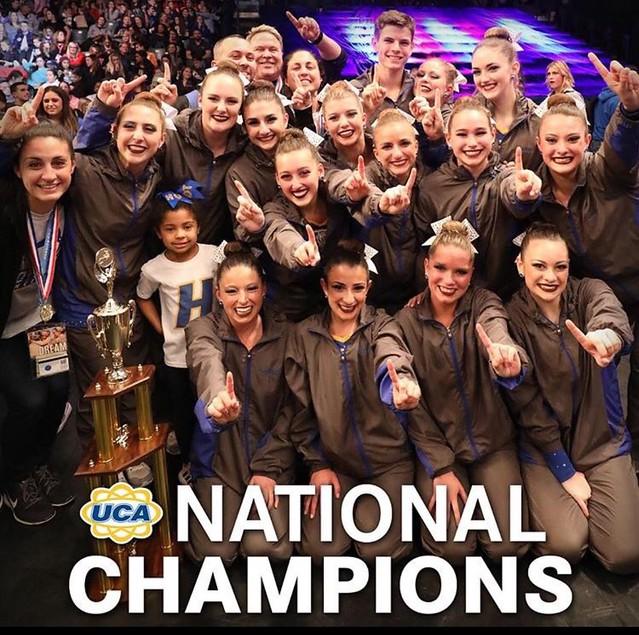 2018 National Champions