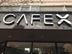 Cafe X at Market and Second