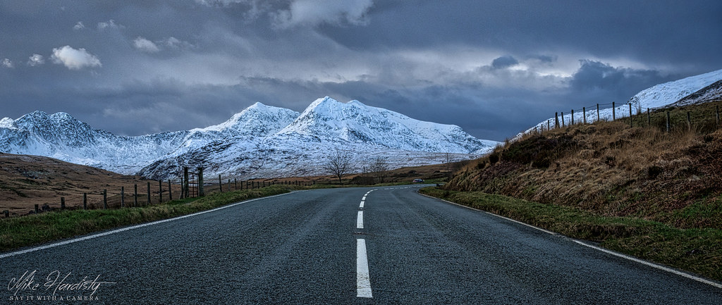The Road To Snowdonia