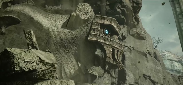 Shadow of Colossus Remake - Mamut