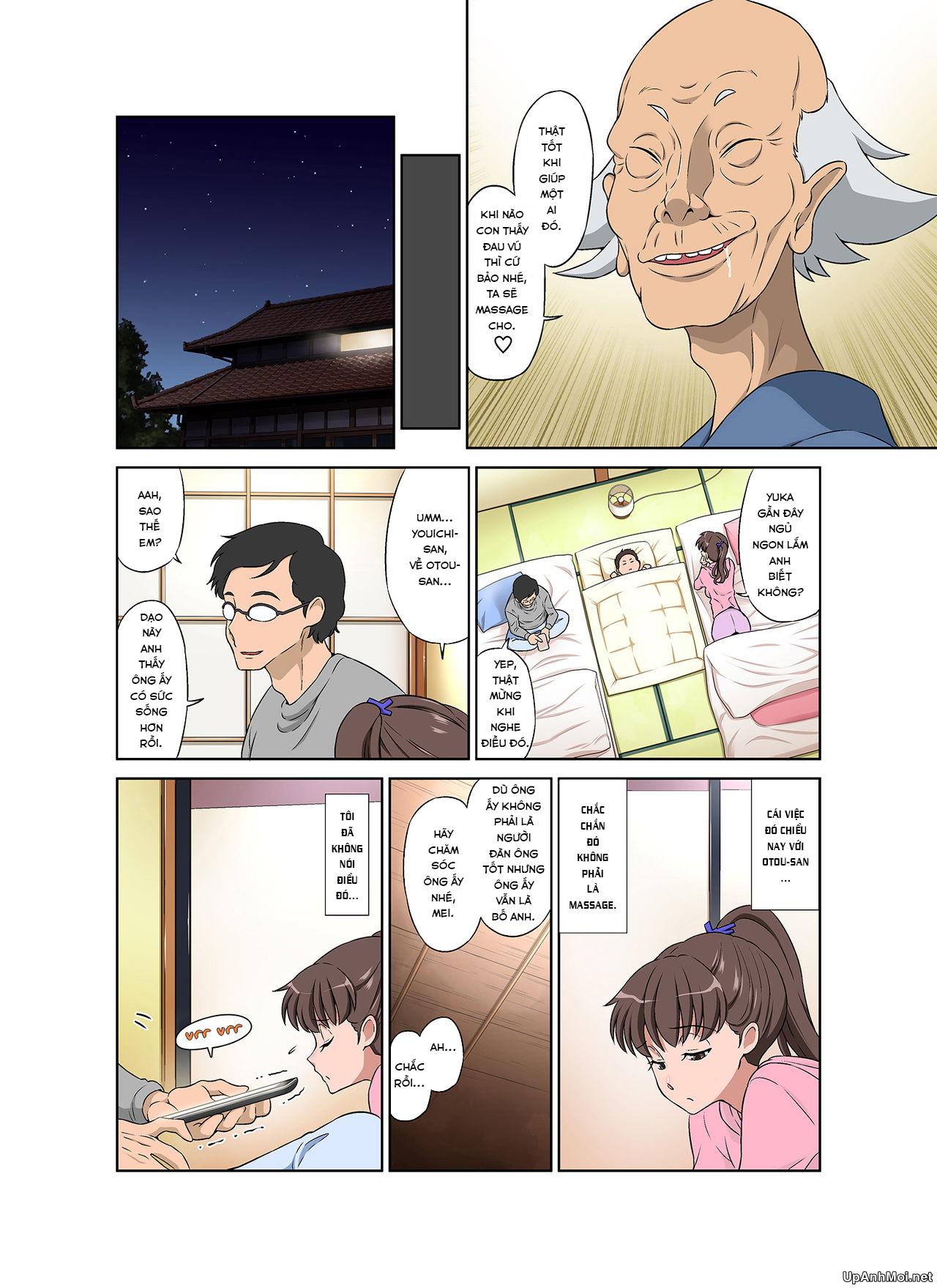 HentaiVN.net - Ảnh 13 - Shinmai Mama-san NTR - 新米ママさんNTR - Oneshot - Phiên bản da trắng