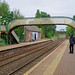 Dalston (Cumbria) station (1), 2017