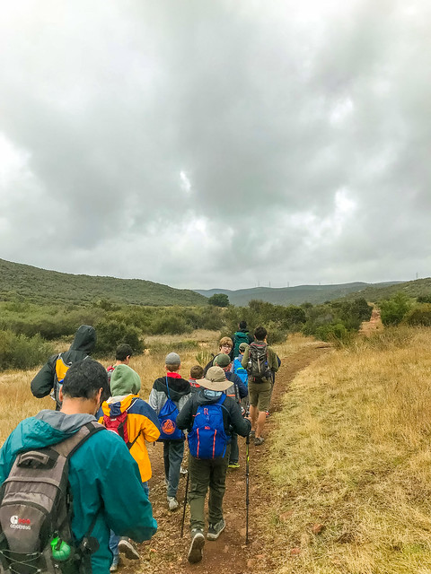 2018-03-03 Hike at Sycamore Canyon Goodan Ranch