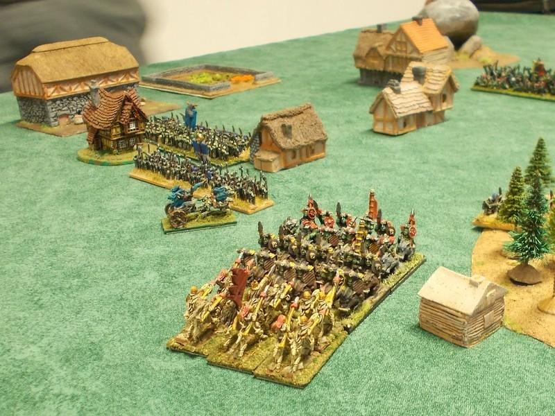[Khemri vs Orcs & Gobs] 1500 pts - Le réveil de la pyramide 38869736225_7294f73938_c