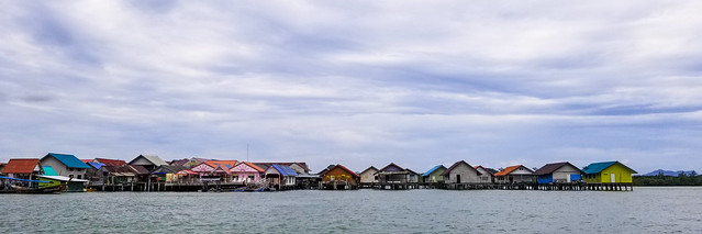 Floating Village in Pang Gna Bay