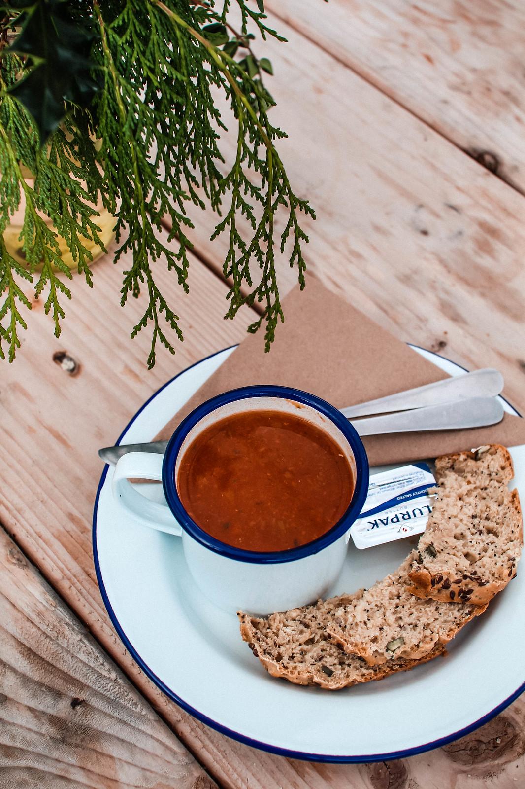 Edinburgh Secret Herb Garden Review Lifestyle blogger travel UK The Little Things IMG_7708