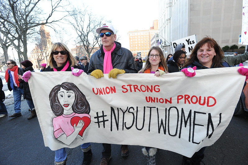 Women's March - Albany