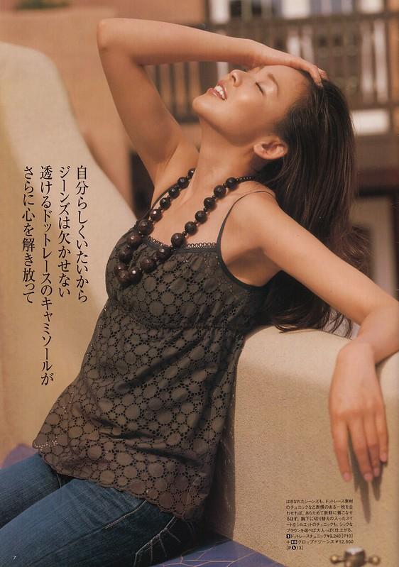 ドット・レース・キャミソール, 2006 / SHIHO