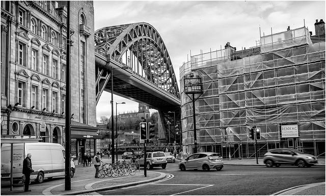 Newcastle Upon Tyne ., Fujifilm X-Pro1, XF23mmF2 R WR