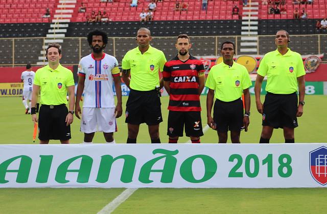 BAIANO - Vitória x Bahia de Feira - Fotos: Mauricia da Matta